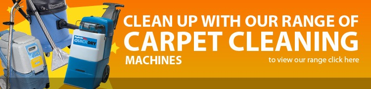 Carpet Cleaning Machines to buy online