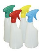 Spray Bottles & Plungers