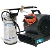 Sprayers & Air Movers