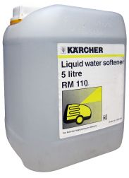 Karcher RM110 Liquid Water Softener x 5 ltr