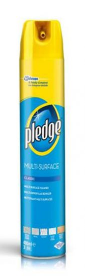 Pledge Multi Surface Cleaner x 400ml