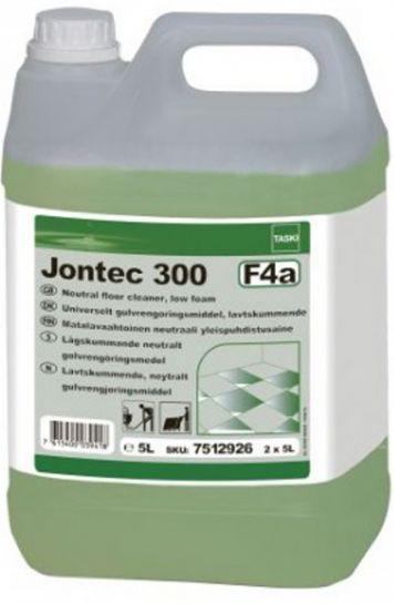 Taski Jontec 300 Neutral Floor Cleaner X 5ltr
