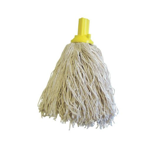 Exel Twine Socket Mop Head 200 gm Yellow