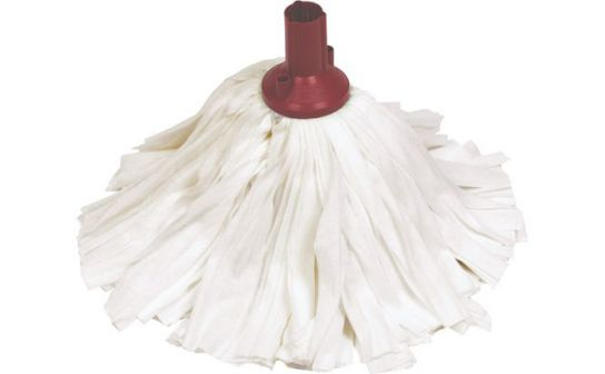 Big White Exel Mop Head Red