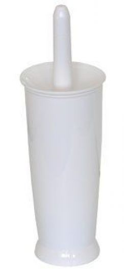 Addis Toilet Brush and Tall Enclosed Holder