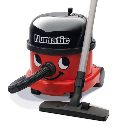 Numatic NRV240 Commercial Vacuum Cleaner C/W Kit A1