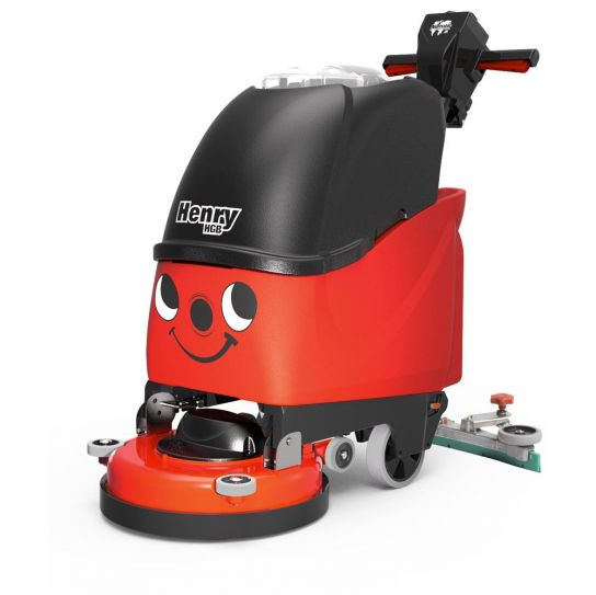 Numatic HGB3045/55 Henry Battery Scrubber Drier