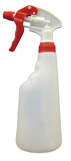 650 ml Bottle Complete With Red Trigger Spray