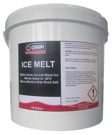 Offer of the Week - Ice Melt x 10 Kg