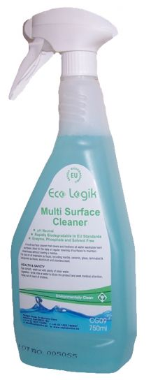 Eco Logik Multi-Surface Cleaner x 750 ml