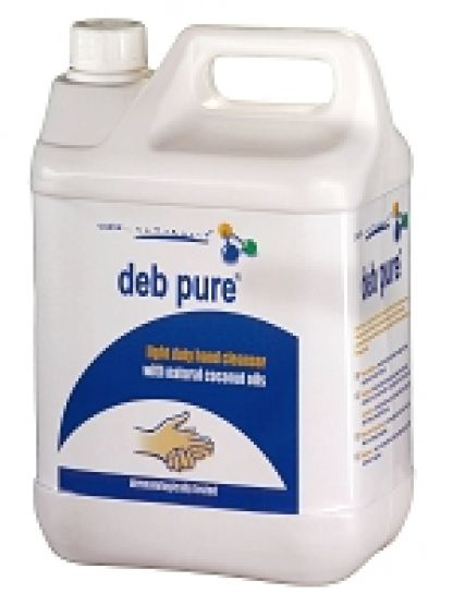 Deb Pure Hand Cleaner x 5 ltr