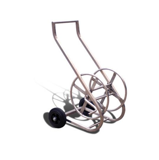 Small Ionic Stainless Steel Hose Reel