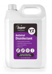 Super Antiviral Disinfectant x 5 ltr