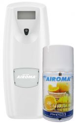 Vectair Airoma Starter Kit C/W Aerosol 270ml & Batt