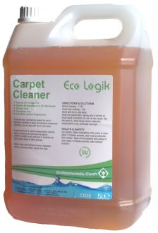 Eco Logik Carpet Cleaner X 5 Ltr Detergents