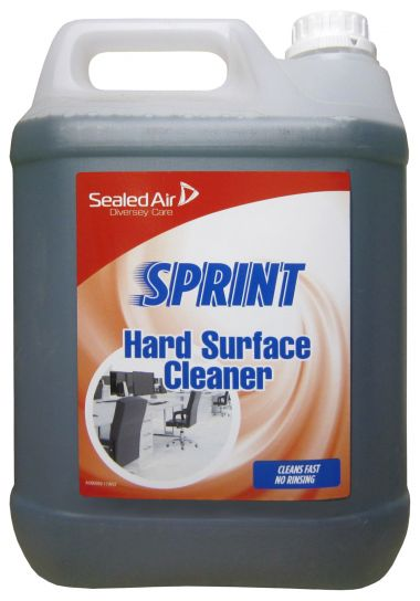 Sprint Hard Surface Cleaner x 5 ltr