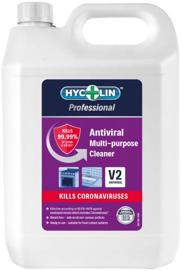 Hycolin V2 Antiviral Disinfectant x 5 ltr