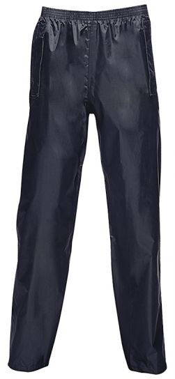 Regatta Waterproof Over Trouser Navy Blue - 3XL