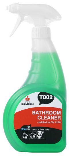 Selden T Bathroom Cleaner Trigger Spray X Ml - Spray bathroom cleaner